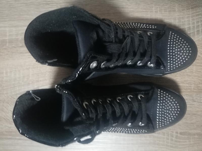 Классные ботинки catwalk - Фото 5