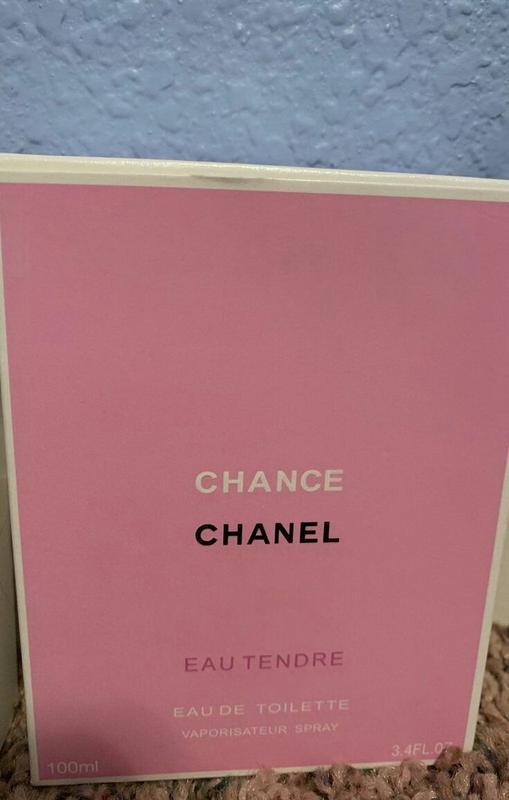 Chanel chance eau tendre оригинал - Фото 4