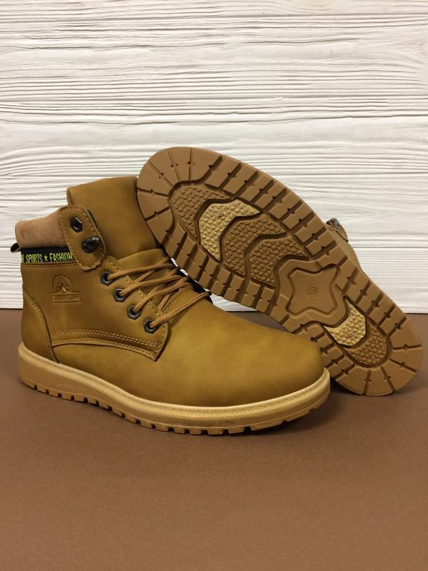 Мужские ботинки - Фото 6