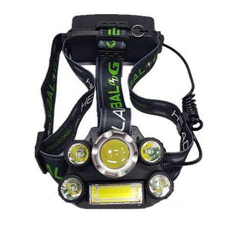 Налобный фонарь X-Balog BL-T65/779 T6 5 диодов