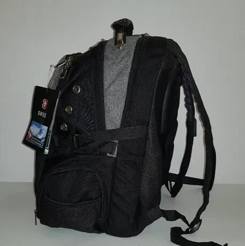 Рюкзак Swissgear 6621 + ПОДАРОК - Фото 3