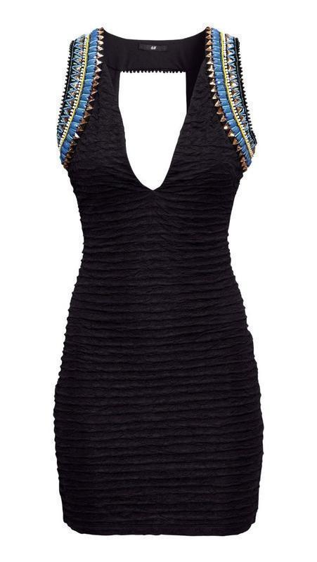 Эксклюзивное платье как у бейонсе фактурная ткань,этно,вышивка... - Фото 3