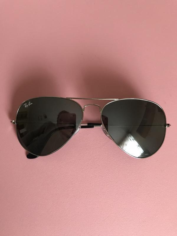 Очки солнцезащитные фирменные дорогой бренд ray ban оригинал