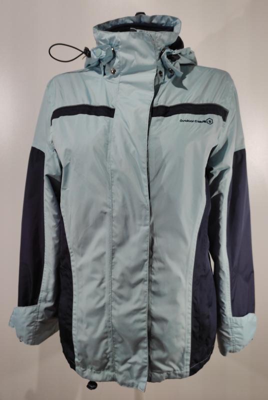 Женская спортивная куртка на флисе размер 46 - Фото 2