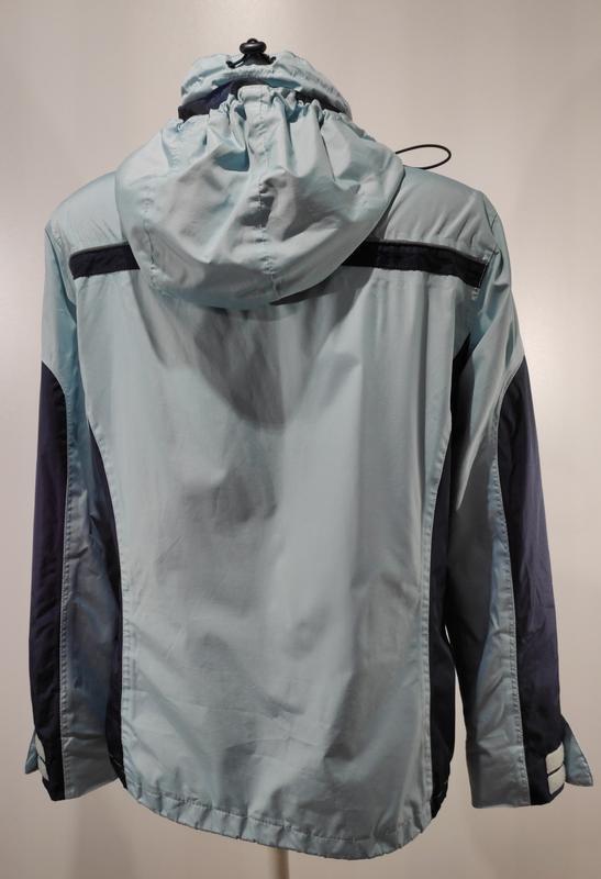 Женская спортивная куртка на флисе размер 46 - Фото 4