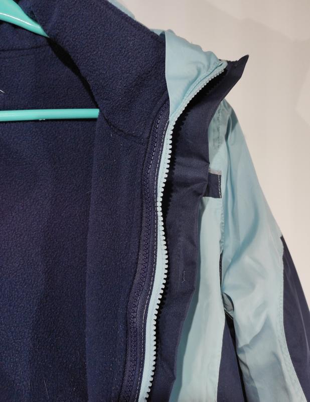 Женская спортивная куртка на флисе размер 46 - Фото 5