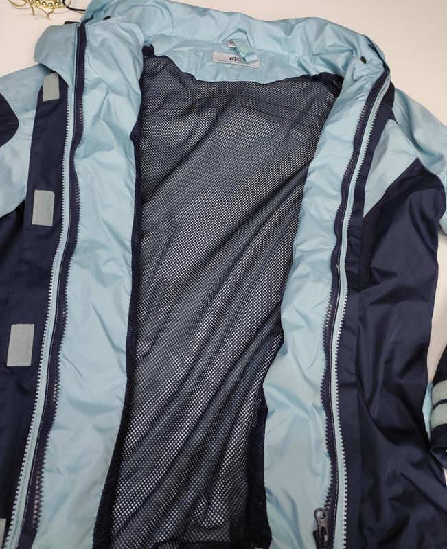 Женская спортивная куртка на флисе размер 46 - Фото 7