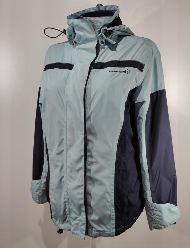 Женская спортивная куртка на флисе размер 46 - Фото 8