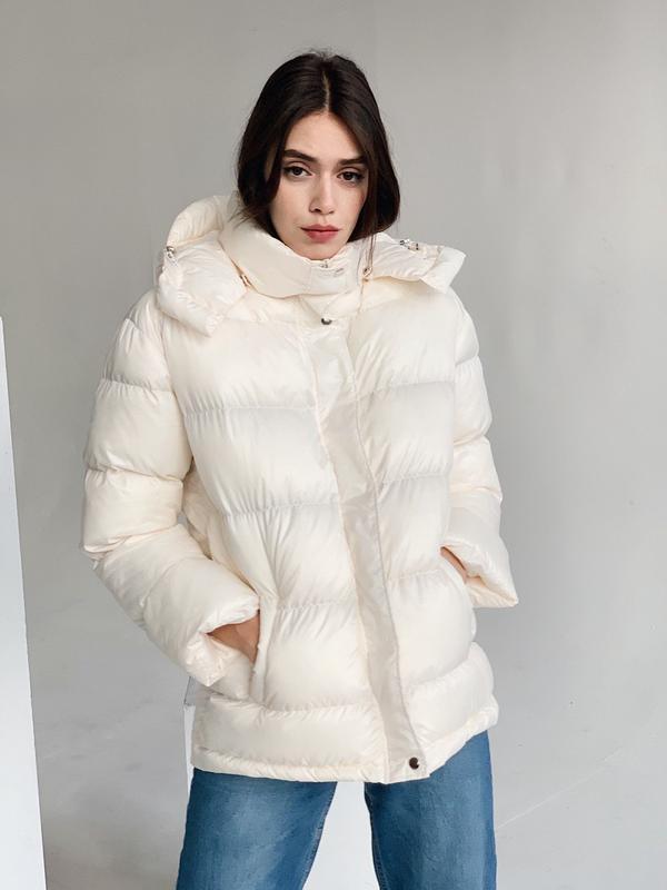 ❄️стильная куртка-пуховик💕до-20 - Фото 2
