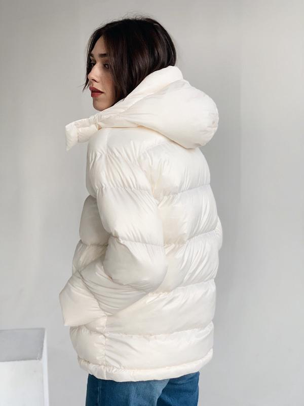 ❄️стильная куртка-пуховик💕до-20 - Фото 4