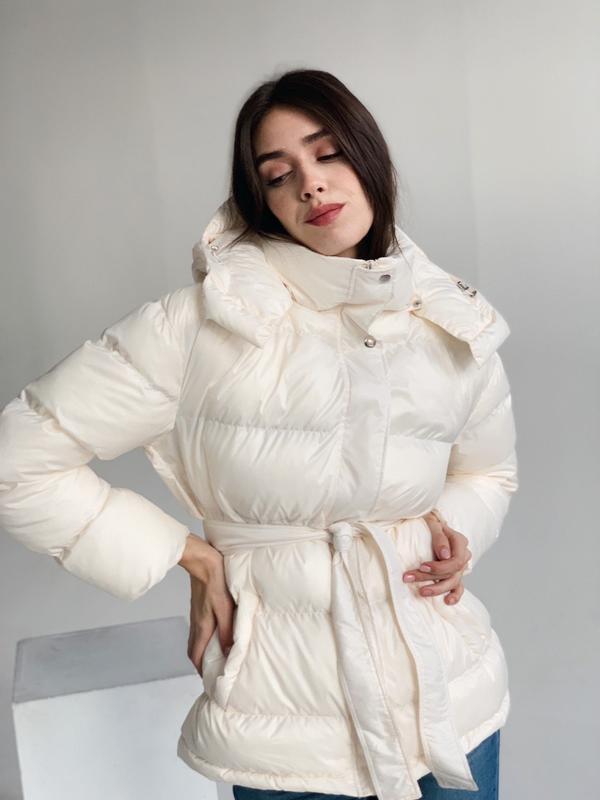 ❄️стильная куртка-пуховик💕до-20 - Фото 6