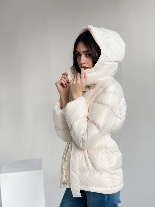 ❄️стильная куртка-пуховик💕до-20 - Фото 7