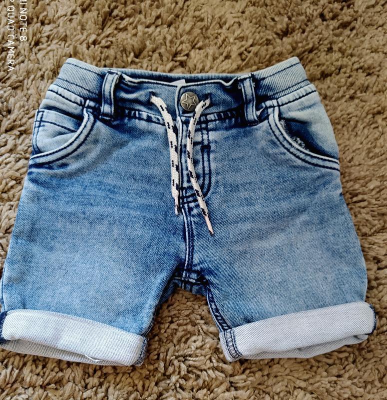 Шорты шорти джинсовые джинсові