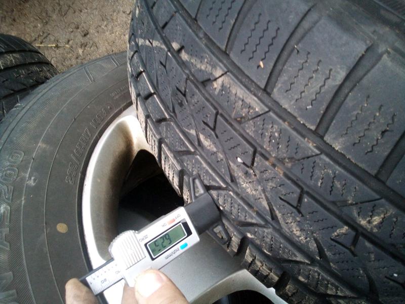 Зимние шины для внедорожников 235 65 17 Hankook i.cr - Фото 4