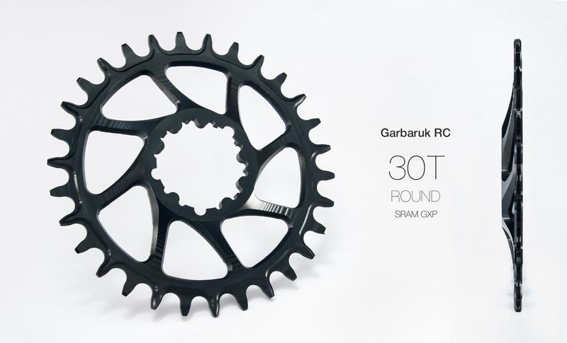 Звезды Garbaruk Narrow Wide SRAM GXP MTB Round/Круг 32T, 34T