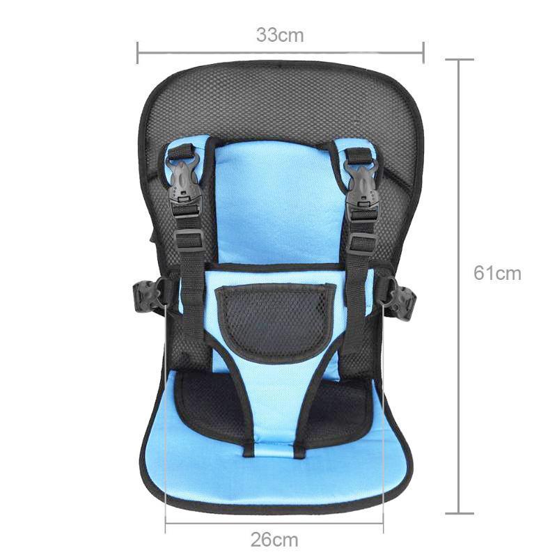 Детское автокресло multi function,бескаркасное от 6 месяцев до 5 - Фото 2