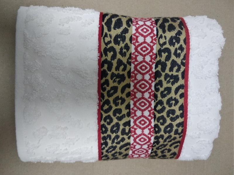 Полотенце жаккардовое для рук и лица - Фото 2