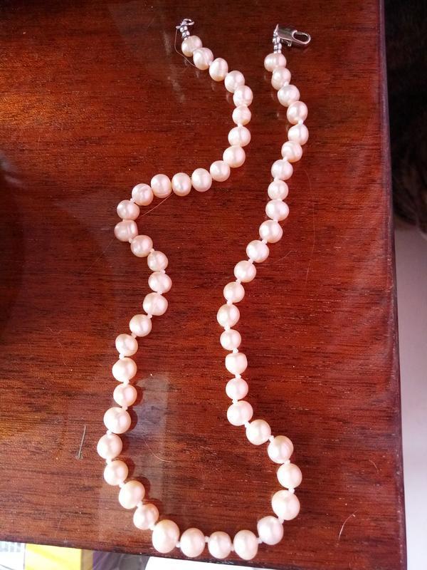 Жемчужное ожерелье - Фото 3