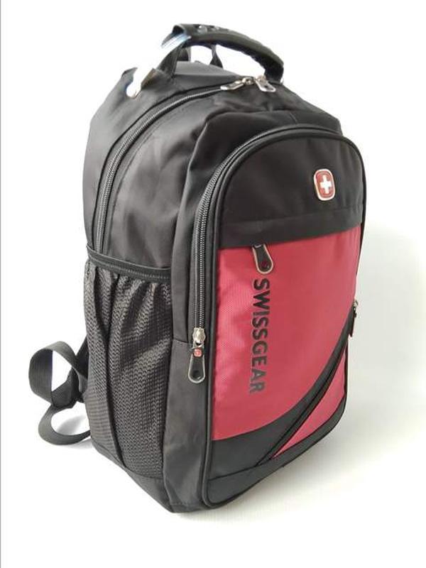 Стильный, качественный женский рюкзак swissgear - Фото 5