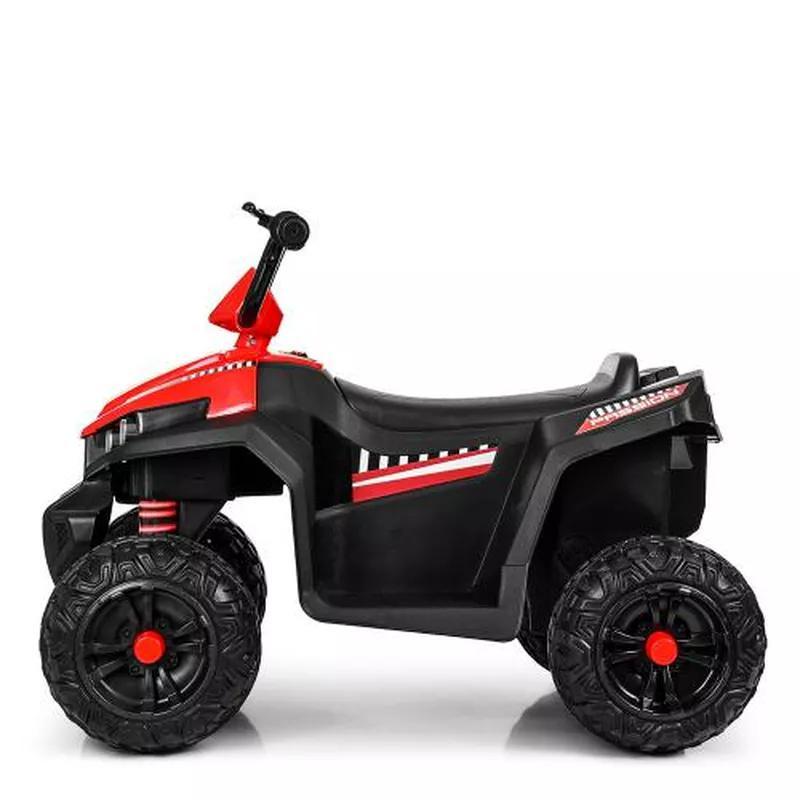 Детский квадроцикл M 4131 E-3, красный - Фото 4