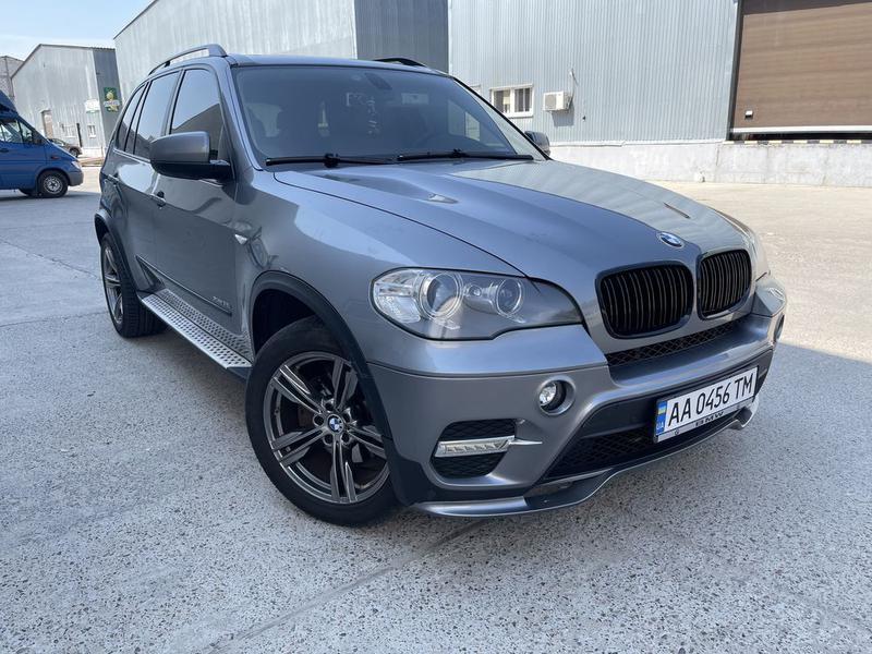 BMW X5 2011 3,5i Xdrive