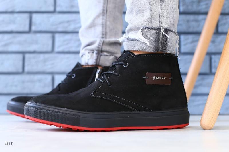 Мужские зимние ботинки - Фото 4