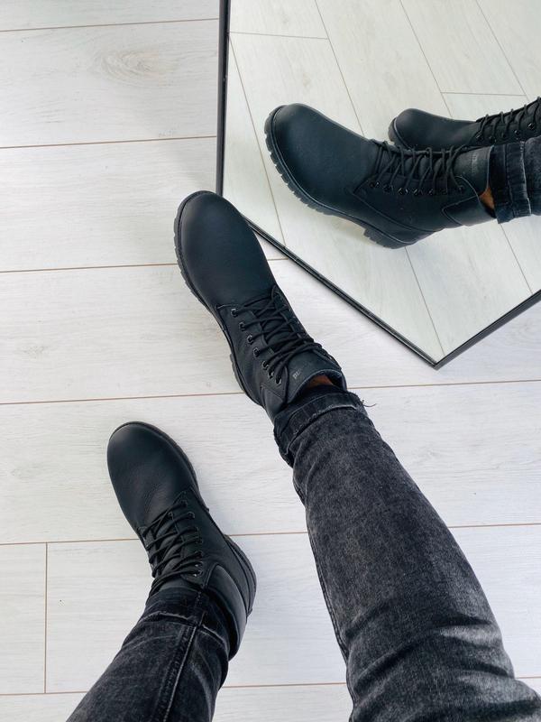 Зимние ботинки - Фото 4