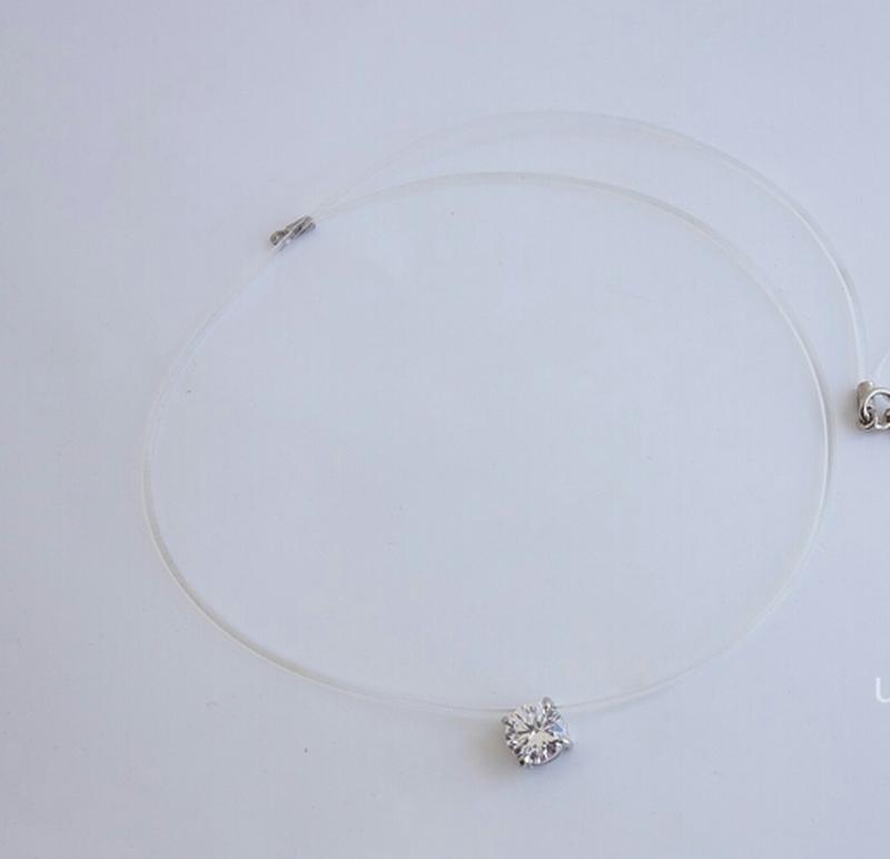 Камушек на силиконовом шнурке - Фото 2