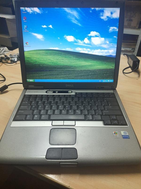 Ноутбук Dell Latutude D600 #1986ВР