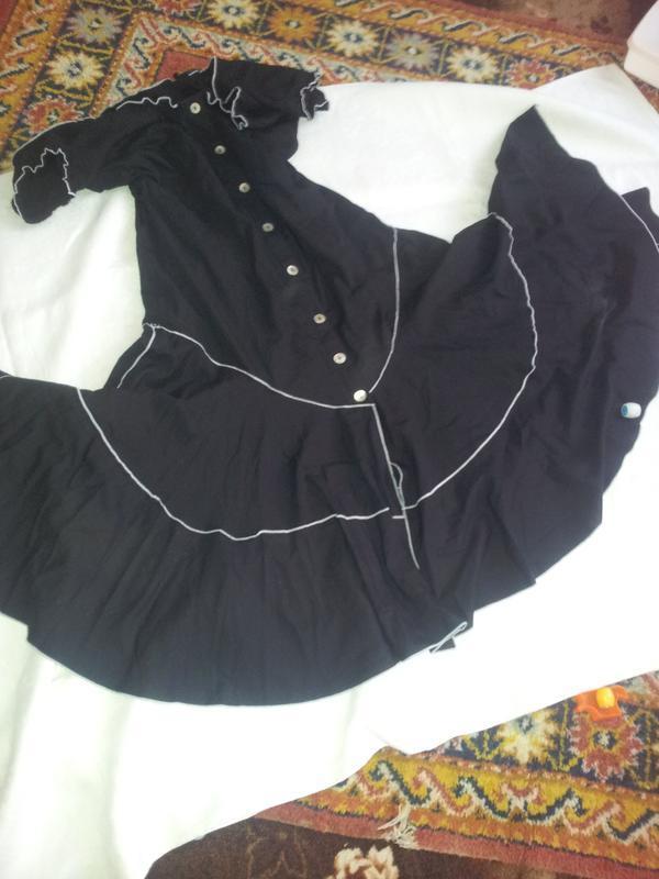 Платье-халат,сарафан