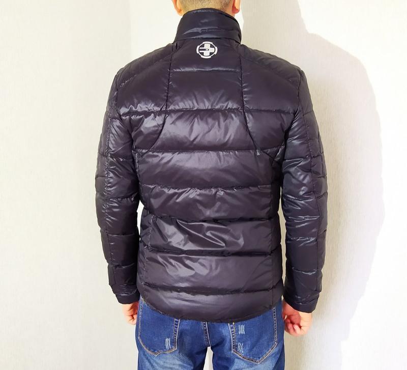 Мужская куртка в спортивном стиле. - Фото 3