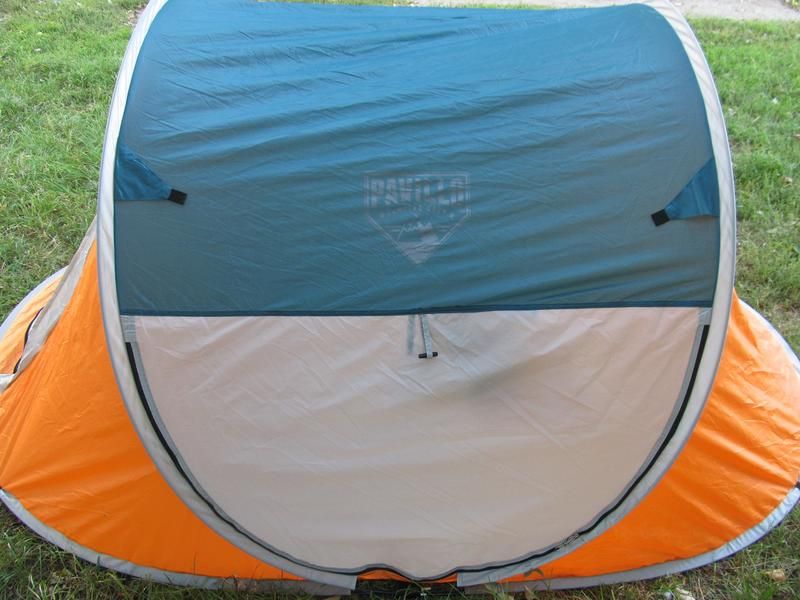 Палатка туристическая двухместная Bestway 235 x 145 x 100 см - Фото 3