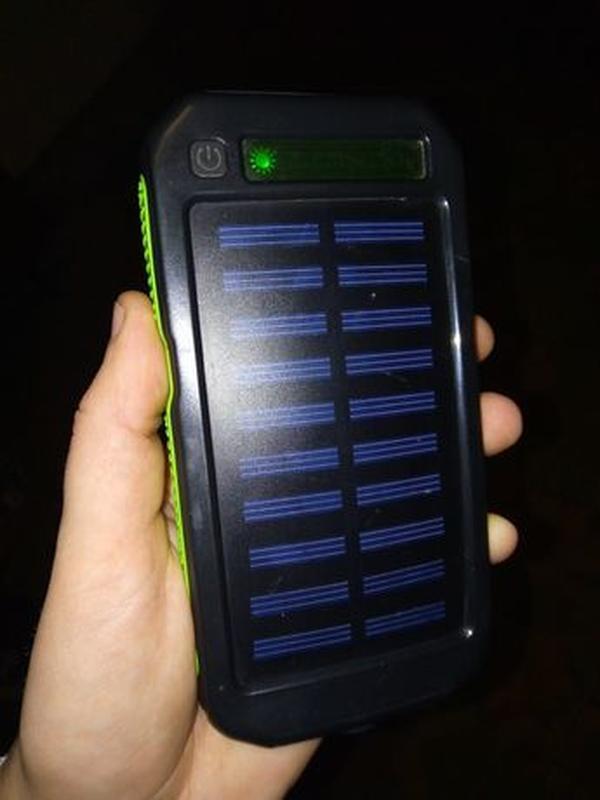 Продам два павер банка Solar 20000 mAh и 12800 mAh