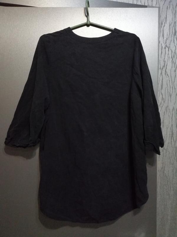 Шикарная рубашка из лиоцела - Фото 5