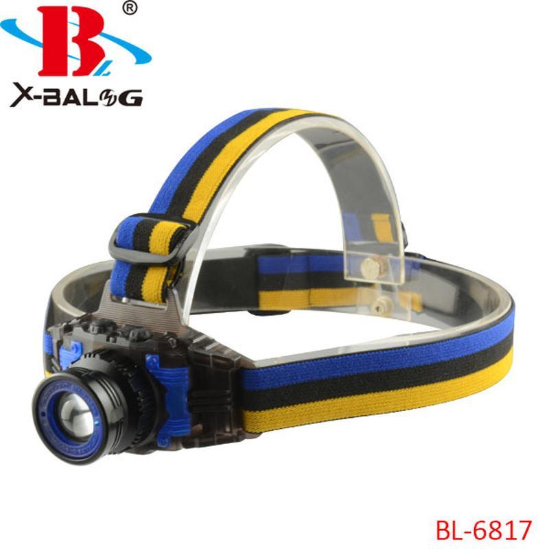 Налобный фонарь Bailong Police BL-6817
