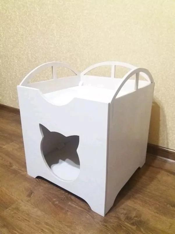 Домик для кота - Фото 2