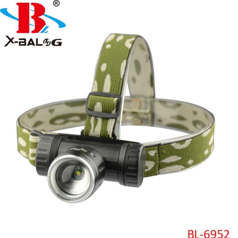 Налобный фонарь Bailong Police BL-6952