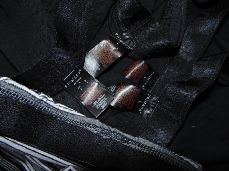 Мужские трусы слипы плавки , primark англия 5 шт л - Фото 5