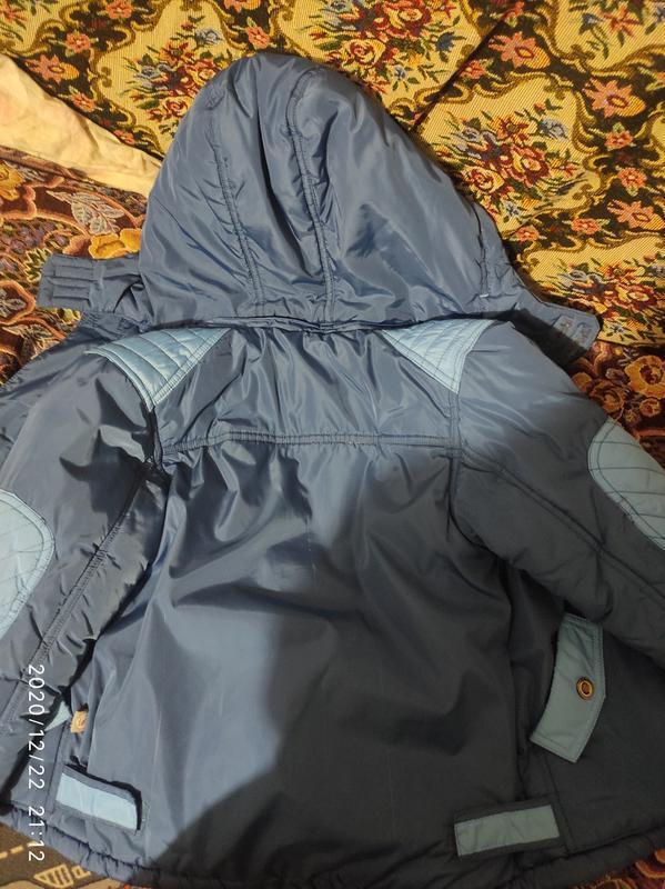 Зимний костюм комбинезон комплект