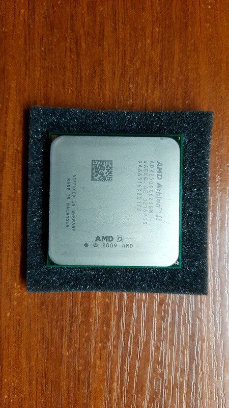 Процессор AMD Athlon II x2 250 3.0GHz ADX250OCK23GQM sAM3 - Фото 3