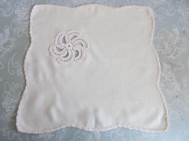 Нежнейшая салфетка носовичок