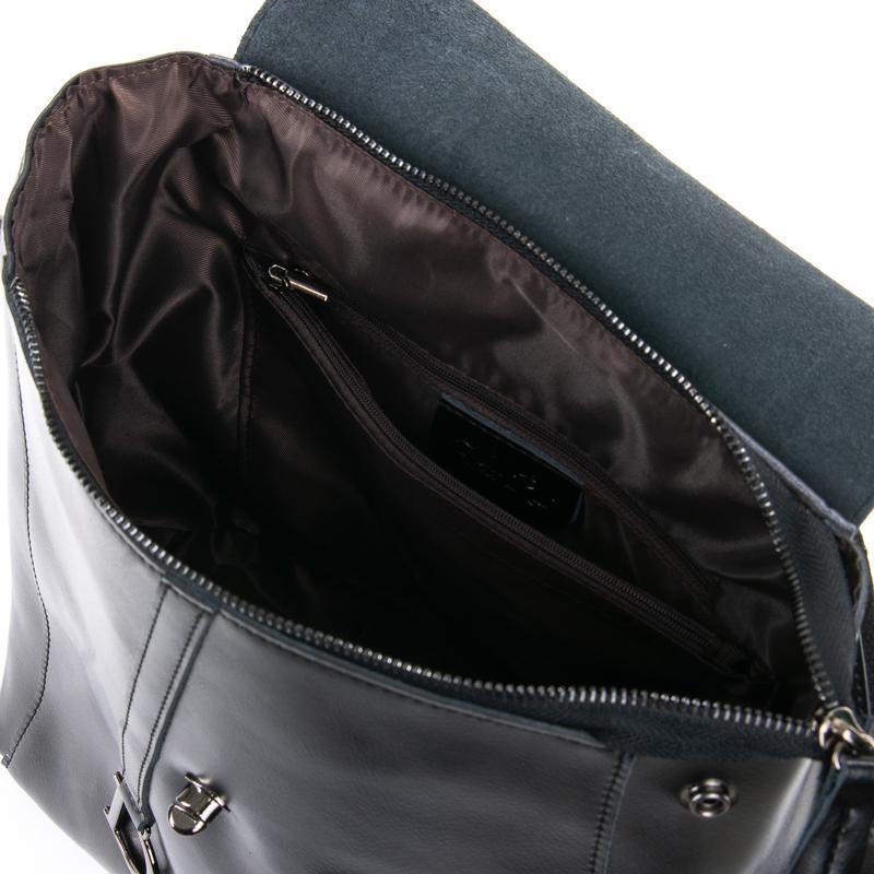 Рюкзак кожаный - Фото 2