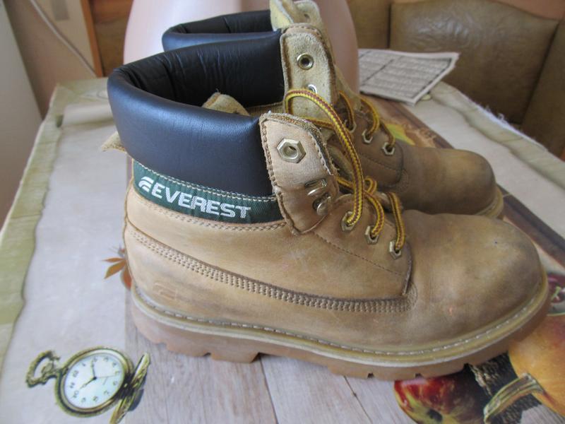 Ботинки деми (тимберленды) everest - Фото 2
