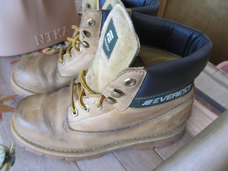 Ботинки деми (тимберленды) everest - Фото 3
