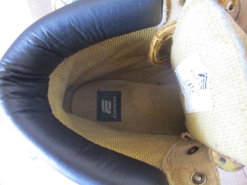 Ботинки деми (тимберленды) everest - Фото 4