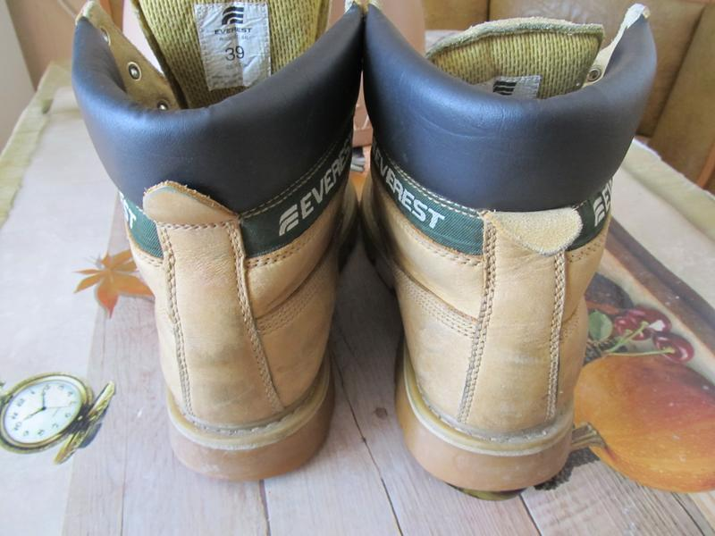 Ботинки деми (тимберленды) everest - Фото 5
