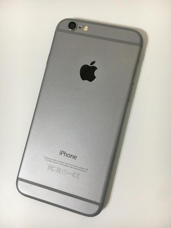 Apple iPhone 6 64Gb Space Gray - Фото 2