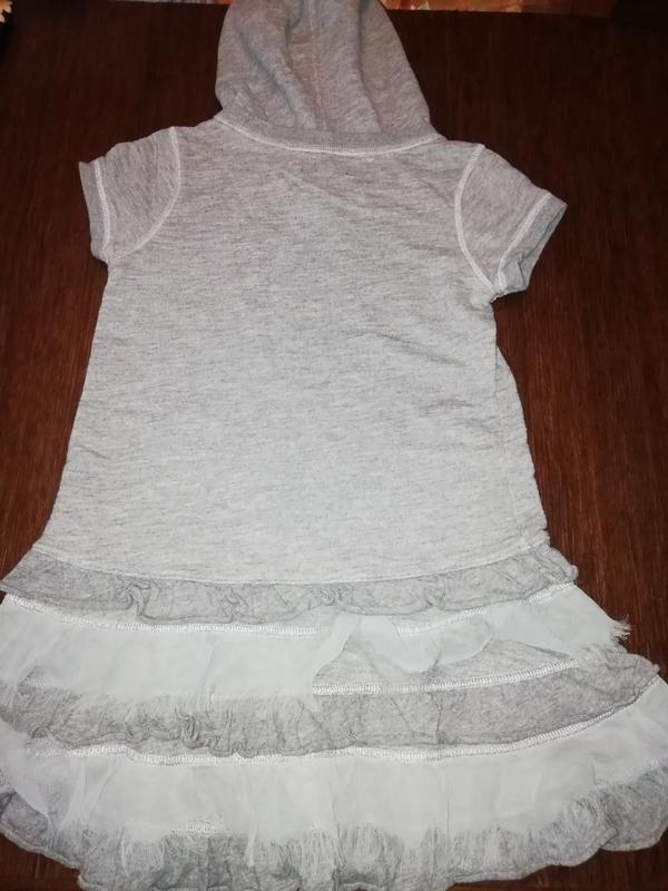 Платье gap kids 12-13 л ( 152 -158 см). - Фото 3