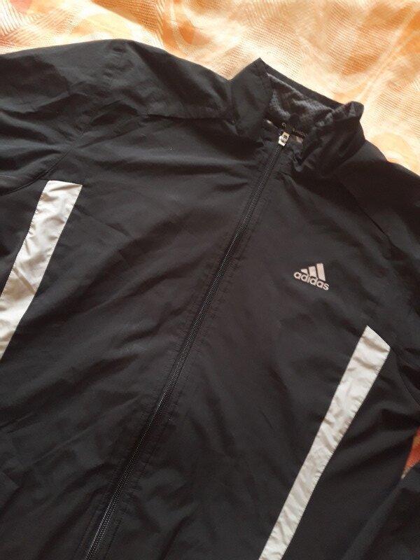 Спортивная  куртка ветровка adidas - Фото 2