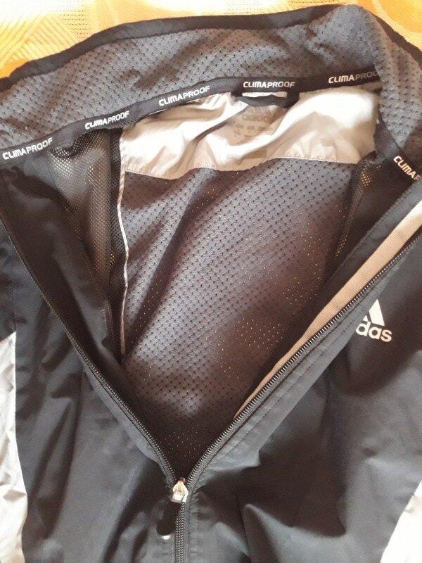 Спортивная  куртка ветровка adidas - Фото 5